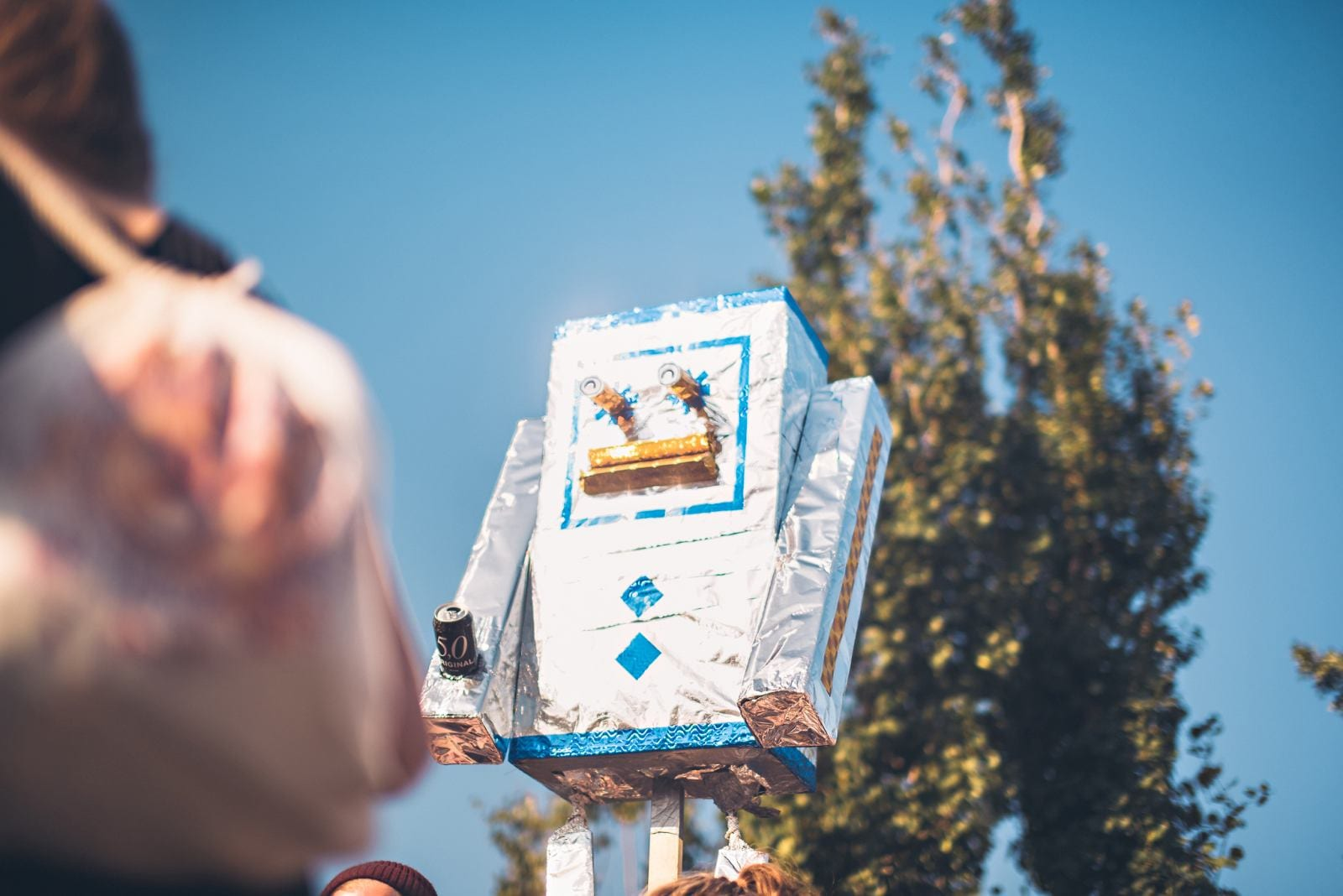 007 ms dockville 2015 roboter - MS Dockville 2015