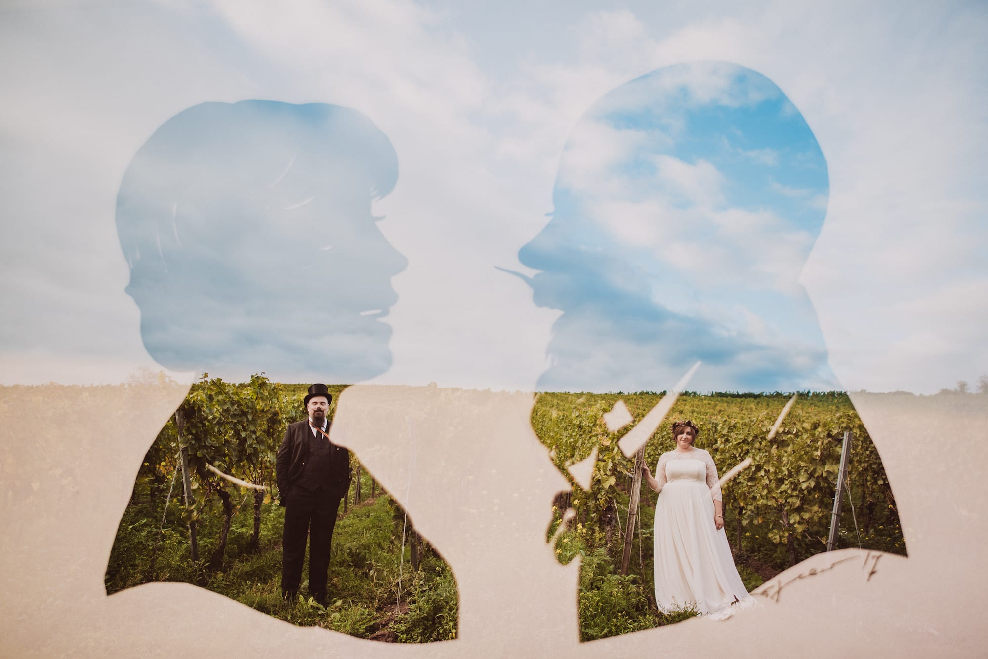 05 double Exposure Wedding photography profile - Doppelbelichtungen in der Hochzeitsfotografie