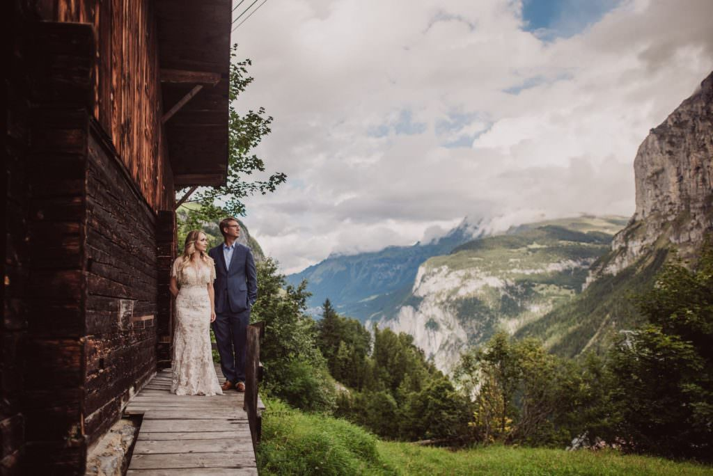 61 mountain wedding switzerland portraits  1024x684 - Mountain Wedding Switzerland