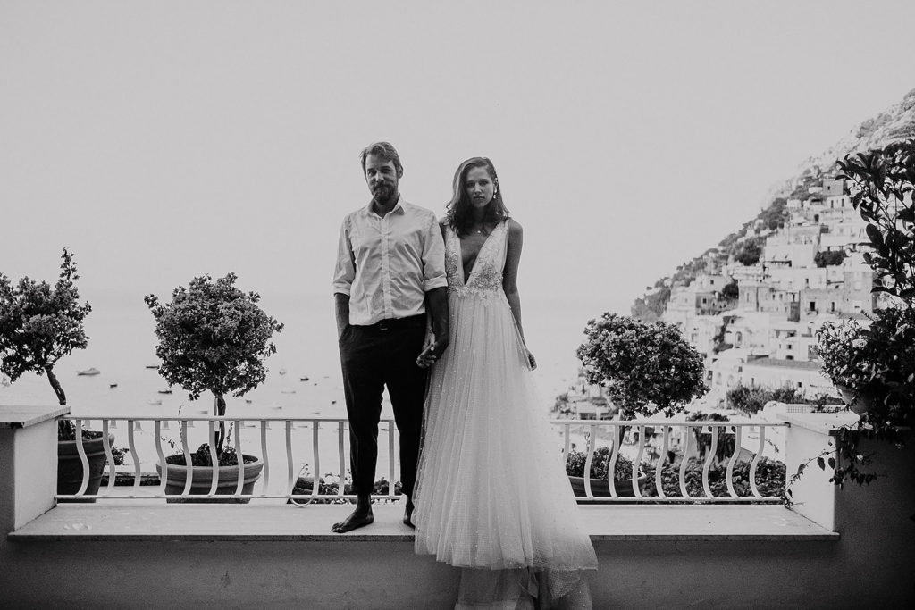 0049 italian wedding photographer elopement positano just us