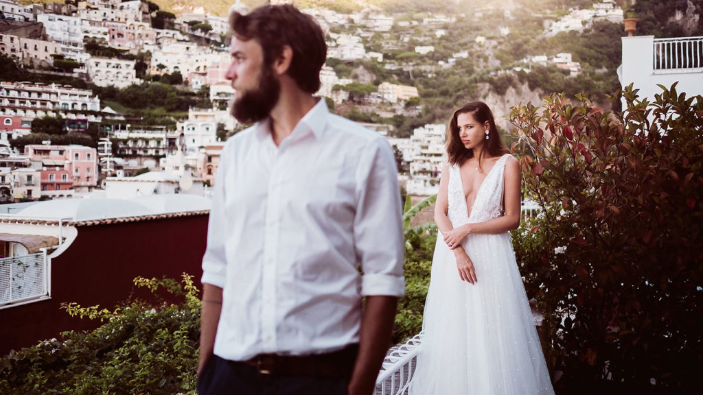0050 italian wedding photographer elopement positano portrait