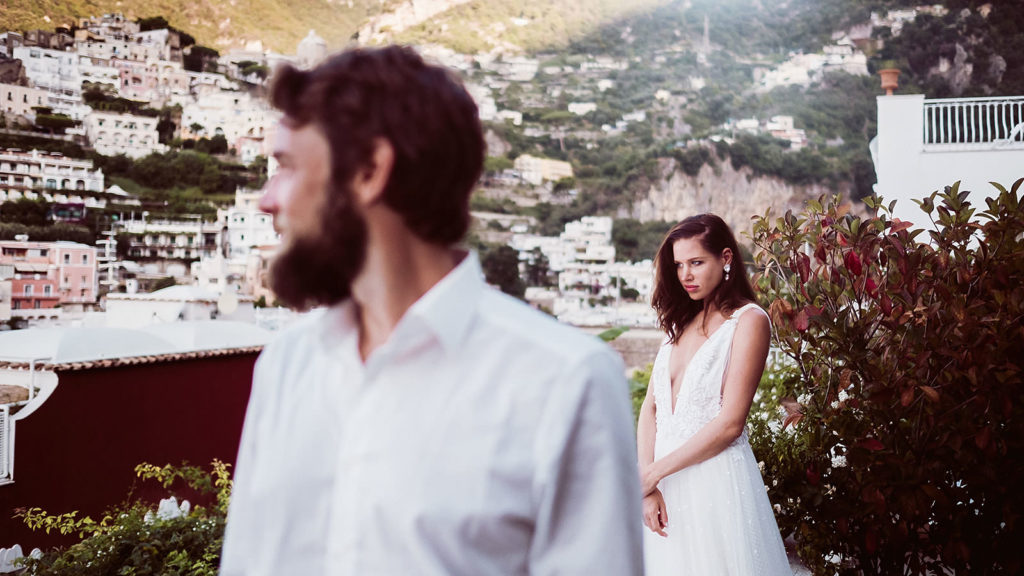 0051 italian wedding photographer elopement positano portrait 1024x576 - Reisen