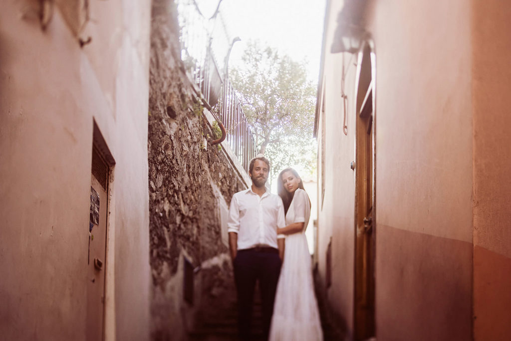 0112 italian wedding photographer elopement positano wedding portraits